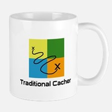 Traditional Cacher Mug