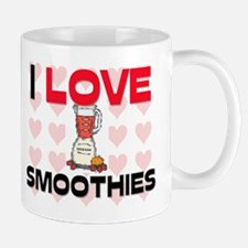 I Love Smoothies Mug