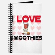 I Love Smoothies Journal