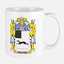 Jacobs Coat of Arms - Family Crest Mugs