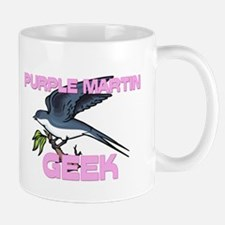 Purple Martin Geek Mug