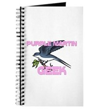 Purple Martin Geek Journal