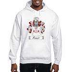 Manenti Family Crest Hooded Sweatshirt