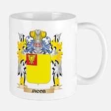 Jacob Coat of Arms - Family Crest Mugs