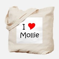 Cute Mollie Tote Bag