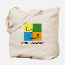 Little Geocacher Tote Bag
