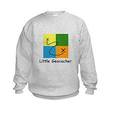 Little Geocacher Sweatshirt