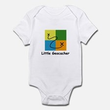 Little Geocacher Infant Bodysuit