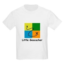Little Geocacher T-Shirt