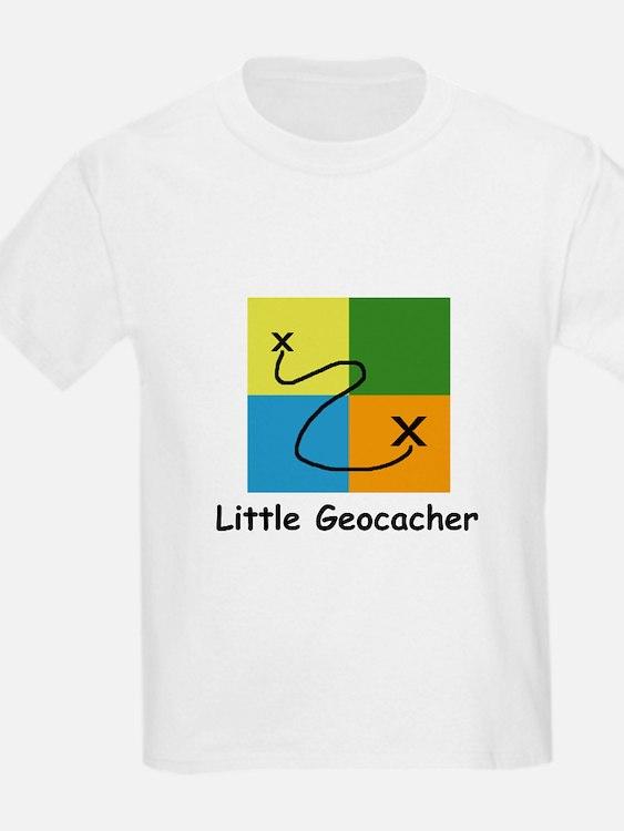Little Geocacher T-Shirt