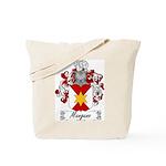 Mangano Family Crest Tote Bag