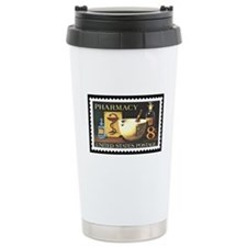 Pharmacist Stamp Travel Mug
