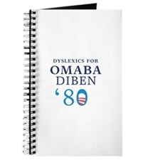 Dyslexics for Obama Biden 08 Journal