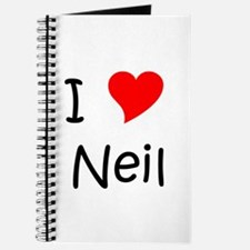 Cute Neil Journal