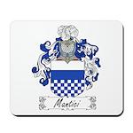 Mantici Family Crest Mousepad