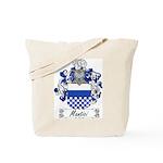Mantici Family Crest Tote Bag