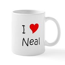 Cute I love neal Mug