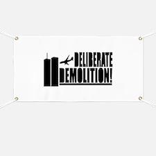 Deliberate Demolition! Banner