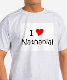 Cute Heart nathanial T-Shirt
