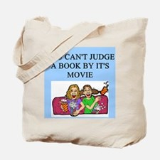 books movies Tote Bag