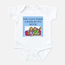 books movies Infant Bodysuit
