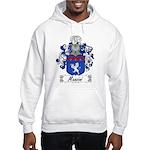 Manzini Family Crest Hooded Sweatshirt