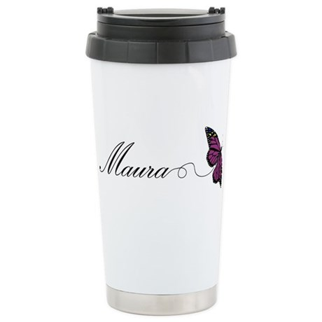 Maura Stainless Steel Travel Mug