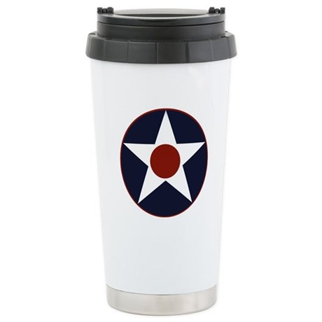 Star Stainless Steel Travel Mug