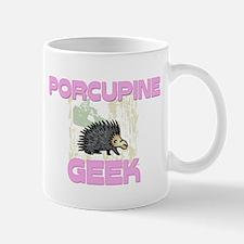 Porcupine Geek Mug