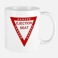 EJECTION SEAT Mug