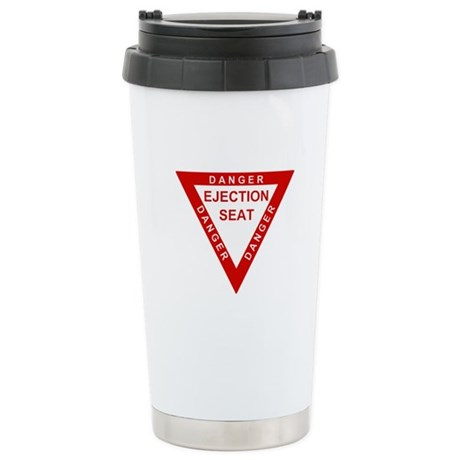 EJECTION SEAT Stainless Steel Travel Mug