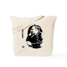 Nietzsche Tote Bag