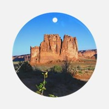 Utah Scenic Byway - Ornament (Round)