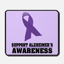 Alzheimers Awareness Mousepad