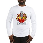 Marchesini Family Crest Long Sleeve T-Shirt