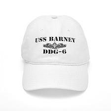USS BARNEY Baseball Cap