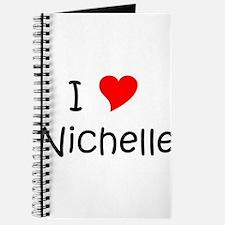 Unique Nichelle Journal