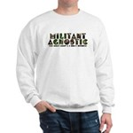 Militant Agnostic Heavy Sweatshirt