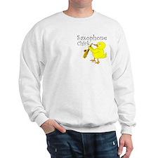 Saxophone Chick Jumper