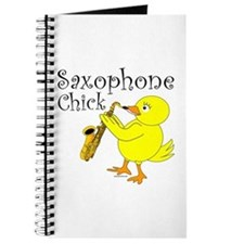 Saxophone Chick Journal