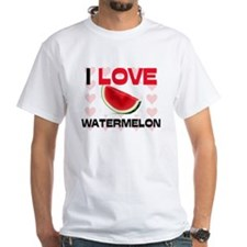 I Love Watermelon Shirt