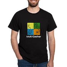 Multi Cacher T-Shirt