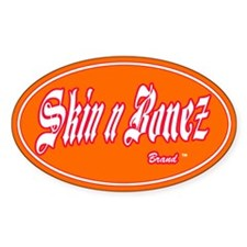 "SNB ""OJ"" Oval Decal"