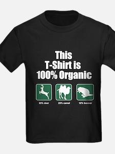 100% Organic T