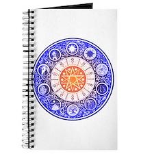 Sephirot Mandala Journal