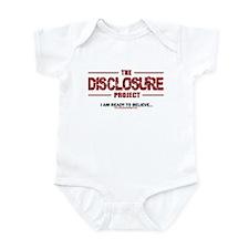 Disclosure Infant Bodysuit