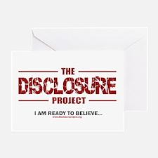 Disclosure Greeting Card