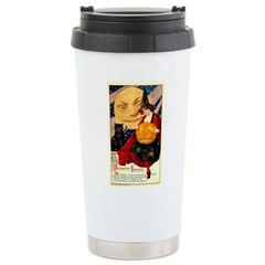 1912 Halloween Stainless Steel Travel Mug