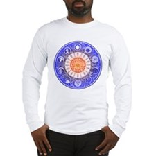 Sephirot Mandala Long Sleeve T-Shirt