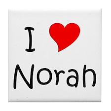Norah Tile Coaster